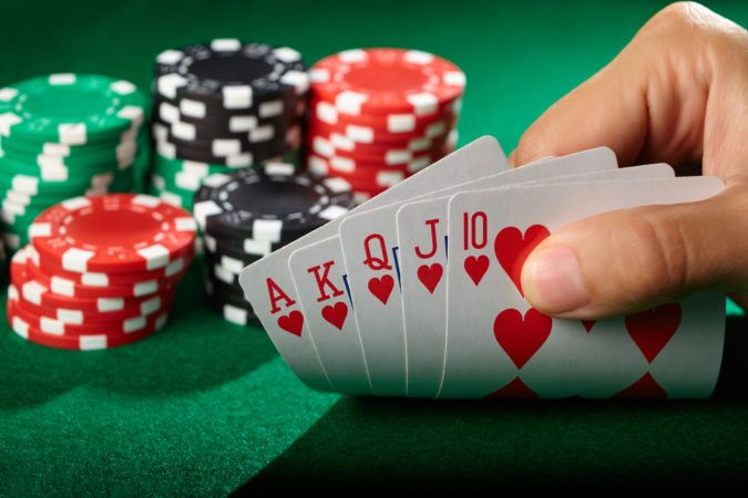 Six Methods To Grasp Online Casino Without Breaking A Sweat